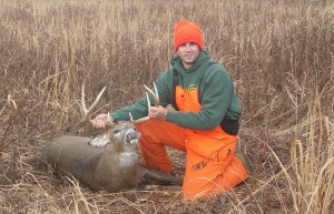 Jon's First Buck